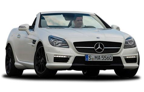 Mercedes-Benz SLK 55 AMG (2011-2016)