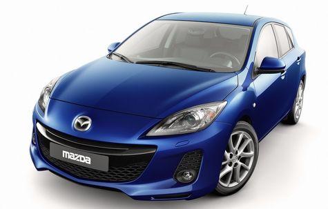 Mazda 3 facelift (2011)