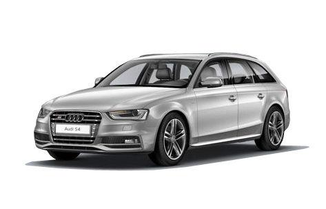 Audi S4 Avant facelift (2012-2015)