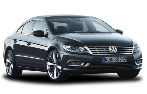 Volkswagen CC (2012-2016)