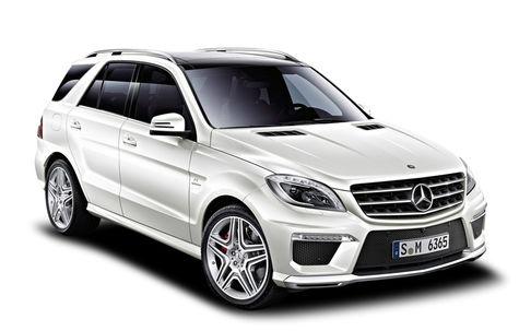 Mercedes-Benz ML 63 AMG (2012-2015)
