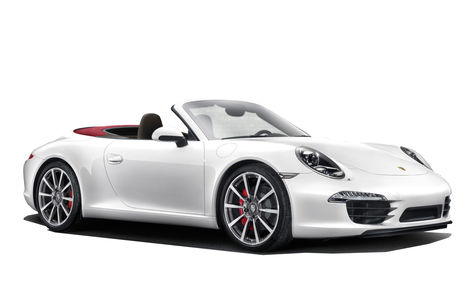 Porsche 911 Cabrio (2012-2016)