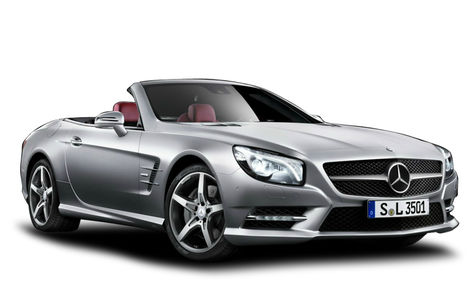 Mercedes-Benz SL Roadster (2012-2016)