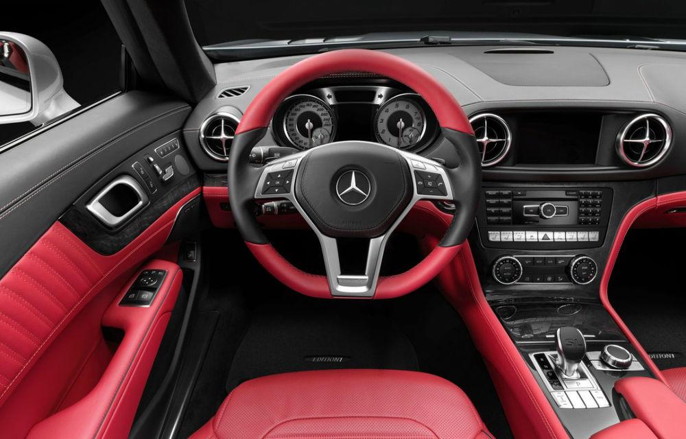 Mercedes SL, rechemat în service pentru că lichidul de răcire este inflamabil - Poza 2
