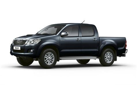 Toyota Hilux Cabina Dubla facelift (2011-2016)