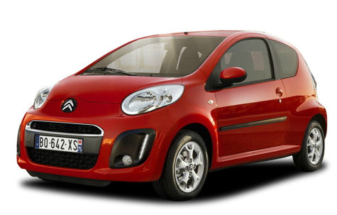 Citroen C1 (3 usi) facelift (2012-2014)