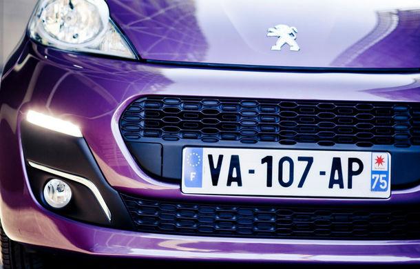 """EuroNCAP: 3 stele pentru """"tripleţii"""" Aygo, C1 şi 107 - Poza 5"""
