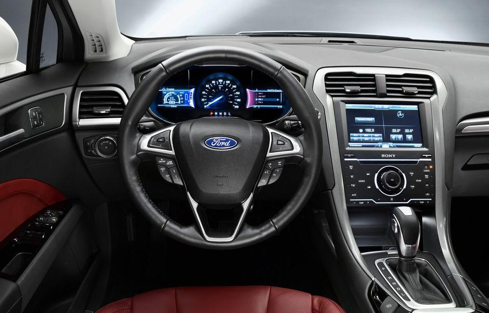 Lansarea noului Ford Mondeo, amânată până la finalul lui 2014 - Poza 2