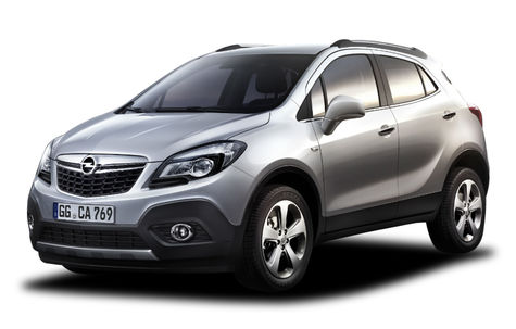 Opel Mokka (2012-2017)