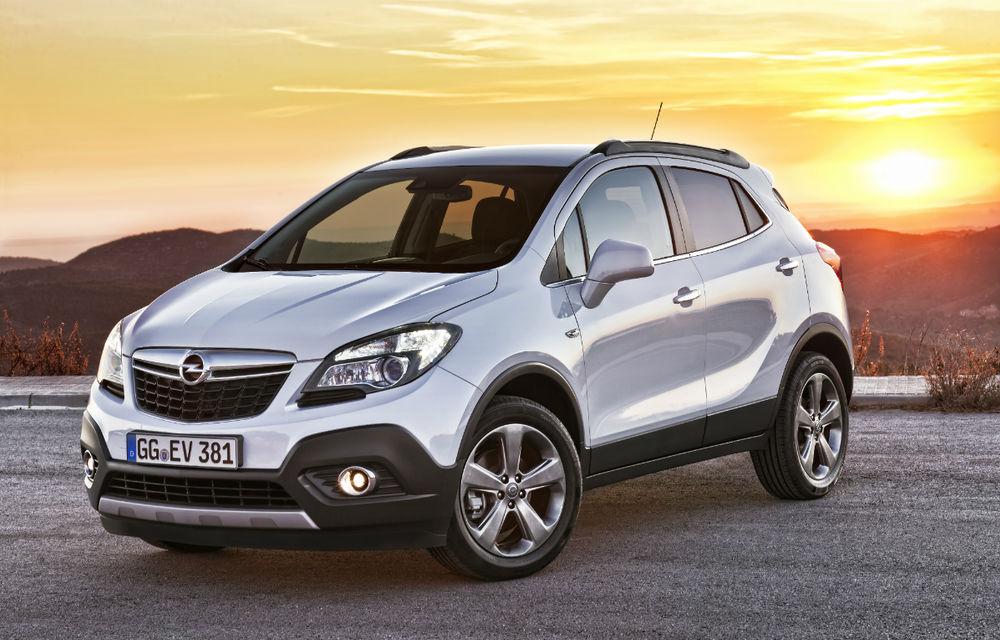 Opel Mokka va fi produs şi în Spania începând cu jumătatea lui 2014 - Poza 2
