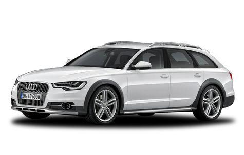 Audi A6 allroad quattro (2012-2014)