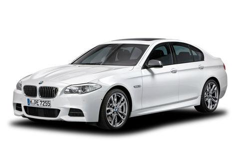 BMW M550d xDrive (2012-2016