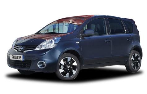 Nissan Note N-tec+