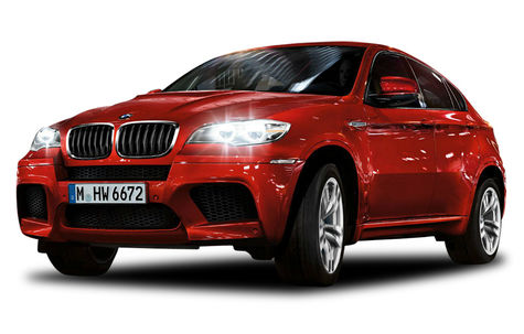 BMW X6 M facelift facelift (2012-2014)