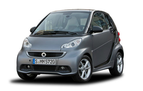 Smart Fortwo Coupe (2010-2014)