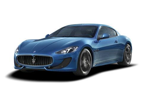 Maserati GranTurismo Sport facelift(2014-2017)