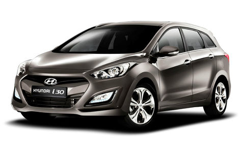 Hyundai i30 Wagon (2013-2015)