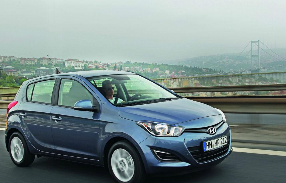Hyundai i20 facelift, disponibil în România de la 9.862 euro - Poza 2
