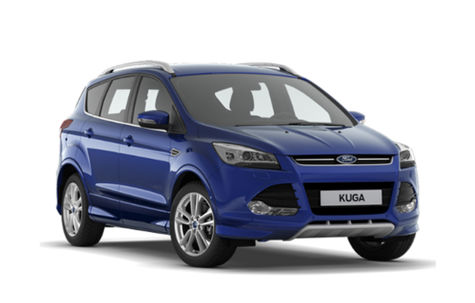Ford Kuga (2013-2016)