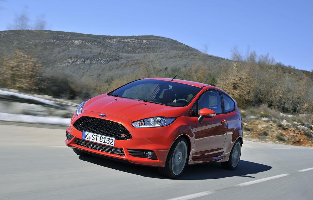 Ford măreşte producţia lui Fiesta pentru a răspunde cererii - Poza 2