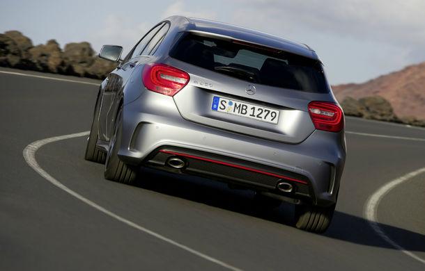 Mercedes-Benz nu va construi un model mai mic decât A-Klasse - Poza 2