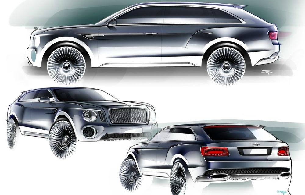 """Şeful Bentley: """"Fiecare model din gamă va fi oferit şi în versiune hibridă"""" - Poza 2"""