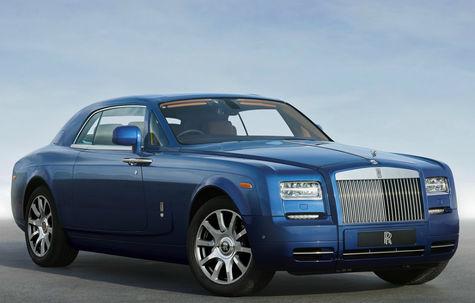 Rolls-Royce Phantom Coupe facelift