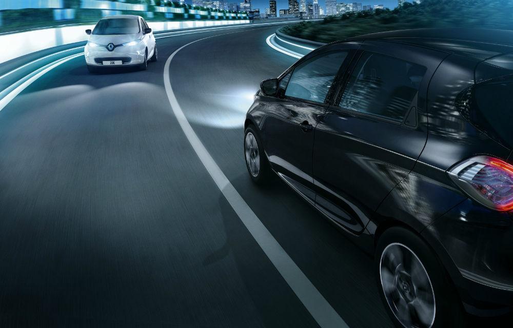 Modelul electric Renault Zoe a fost lansat oficial în România. Preţuri de la 20.900 de euro plus chiria lunară a bateriei - Poza 3