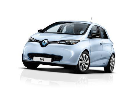 Renault Zoe (2012-2017)