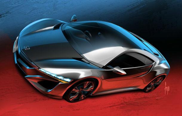 Honda a deschis listele de comenzi pentru noul NSX în Regatul Unit - Poza 2