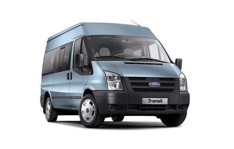 Ford Transit Kombi (2010)