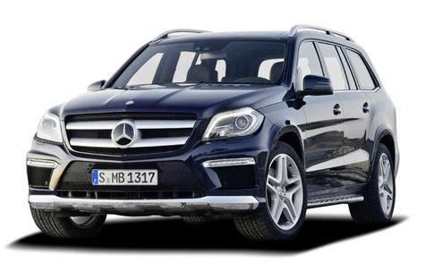 Mercedes-Benz GL (2012-2015)