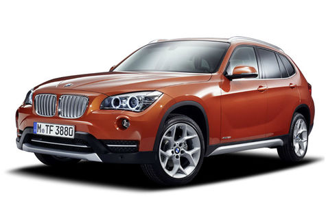 BMW X1 facelift (2012-2015)