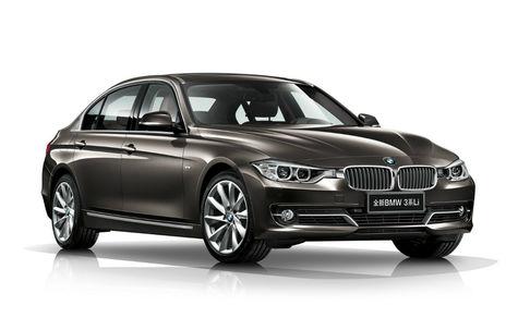 BMW Seria 3 Long Wheelbase