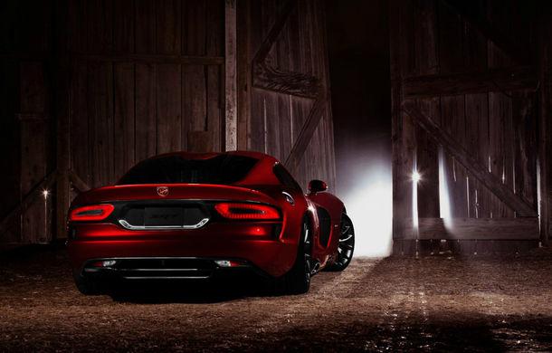 Doar unul din cinci dealeri Chrysler va putea vinde noul Dodge Viper - Poza 2