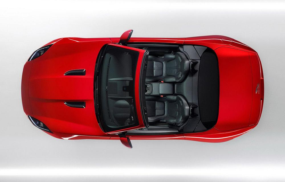 Preţuri Jaguar F-Type în România: roadsterul pleacă de la 78.120 de euro - Poza 2
