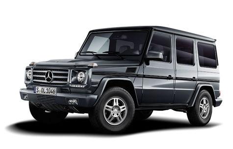 Mercedes-Benz Clasa G facelift (2012-prezent)