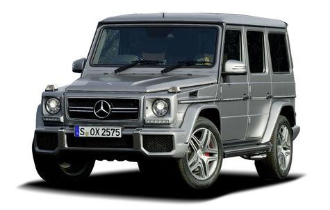 Mercedes-Benz G 63 AMG (2012-prezent)
