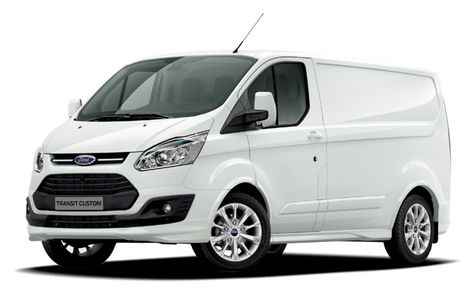 Ford Transit Custom Cargo (2013-prezent)