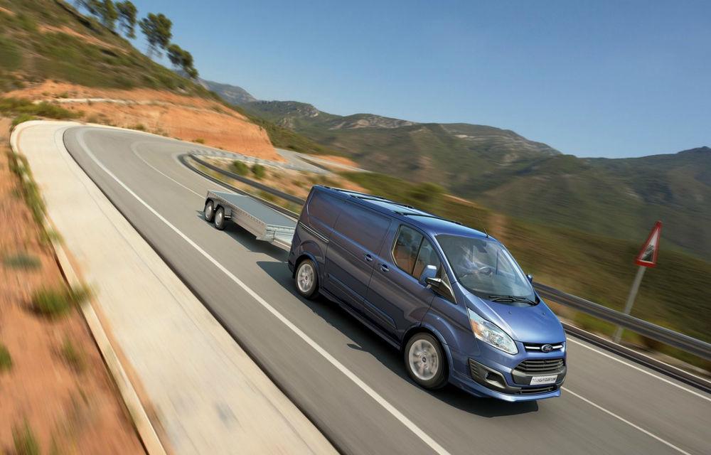 Ford Transit celebrează 7 milioane de unităţi produse - Poza 2