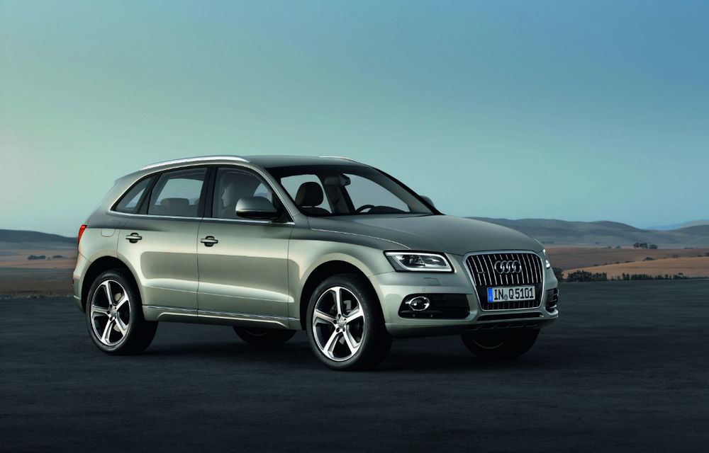Audi va produce următorul Q5 în Mexic - Poza 2