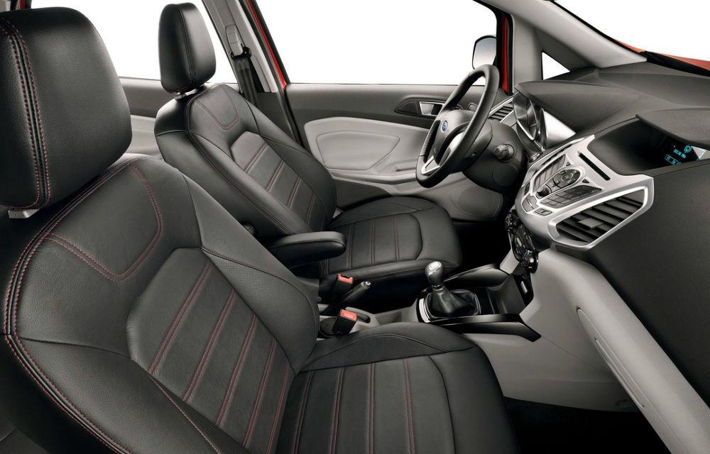 Ford EcoSport - informaţii şi galerie foto cu noul rival al lui Nissan Juke - Poza 2