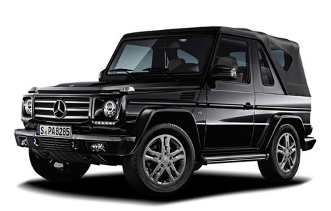Mercedes-Benz Clasa G (3 usi) facelift (2012-2014)
