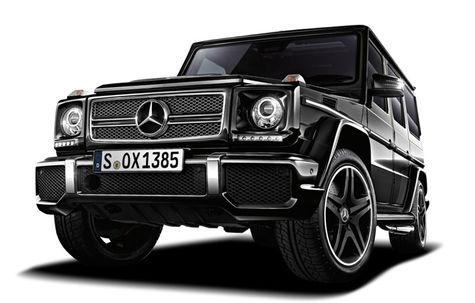Mercedes-Benz G 65 AMG (2012-prezent)
