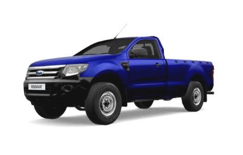 Ford Ranger (2 usi) facelift (2012-2016)