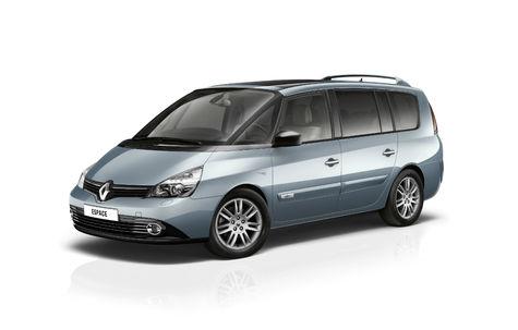 Renault Espace facelift