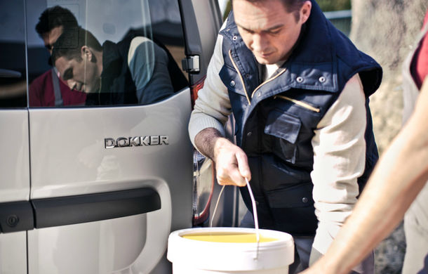 Dacia Dokker şi Dokker Van, imagini, dotări şi informaţii complete - Poza 2