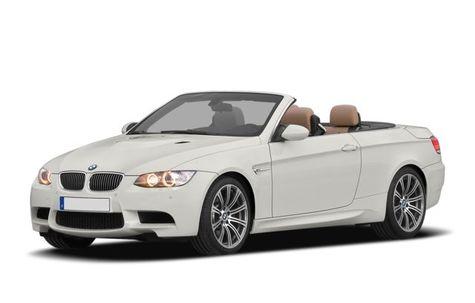 BMW M3 Convertible (2010-2014)