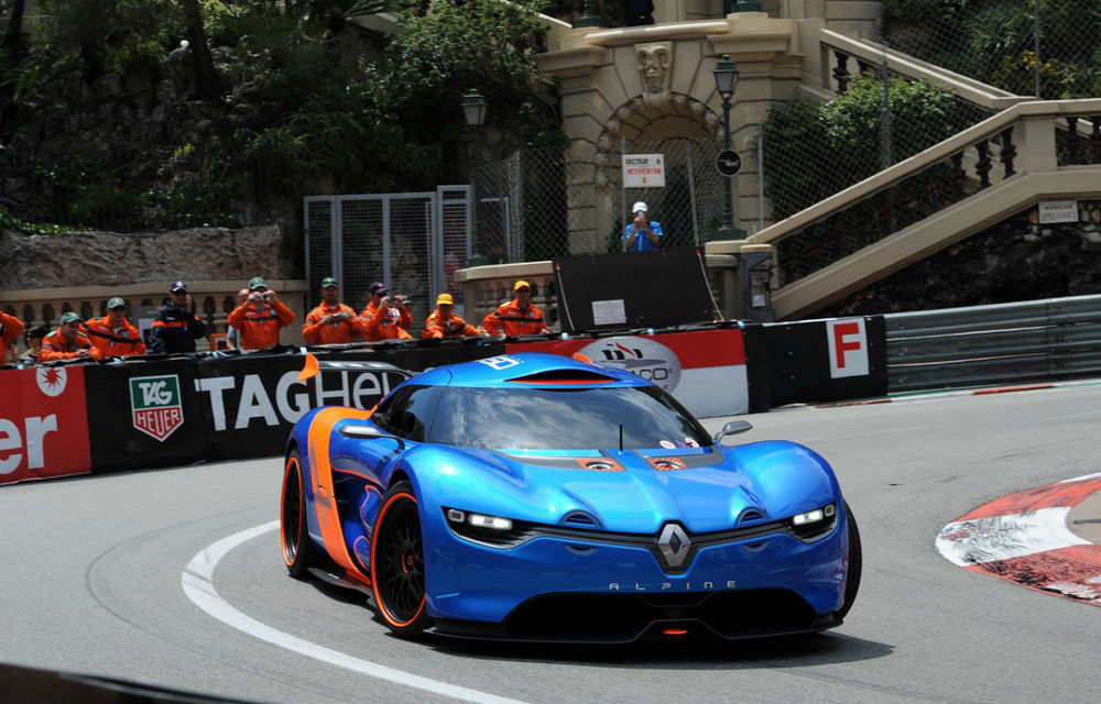 Renault deţine acum pachetul complet de acţiuni al joint-venture-ului Alpine şi va lansa un model de serie în 2016 - Poza 2