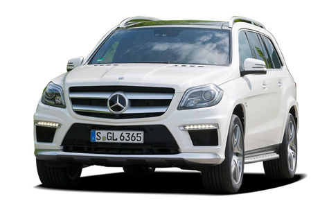 Mercedes-Benz GL 63 AMG (2012-2015)
